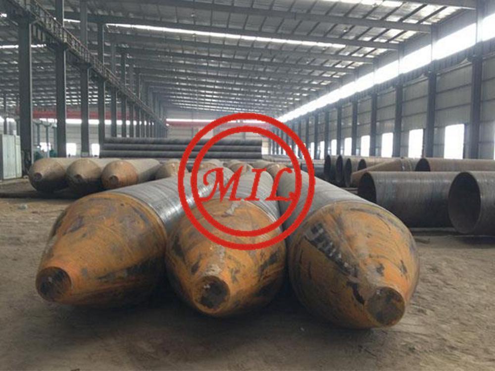 尖頭型鋼管樁-ASTM A252,AS 1163,EN 10219-1,JIS 5525 1