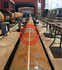 API 2B,API 5L X52,ASTM A252 GR.3,AS 1163,BS 4360,JIS A5525 STEEL PIPE PILES (Hot Product - 1*)