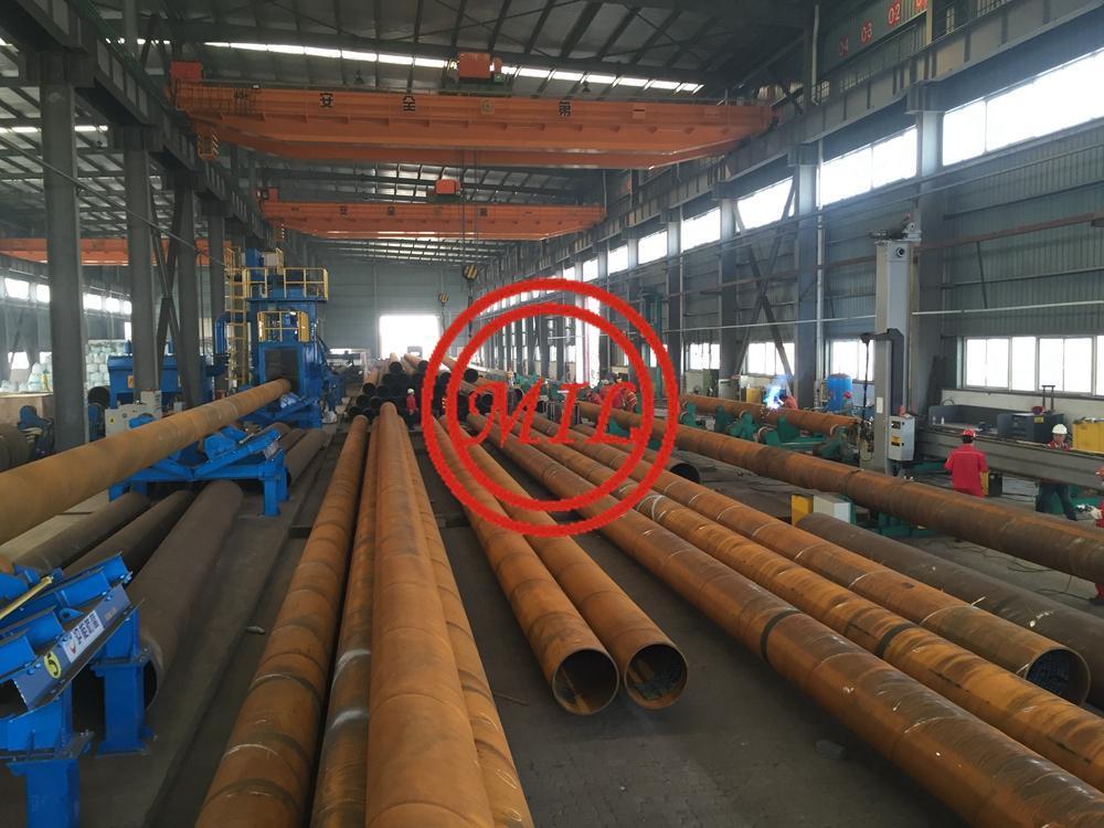 環氧塗覆鋼管樁,樁管 3