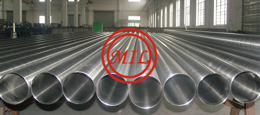 ASTM A511 STAINLESS STEEL POLISHED PIPE