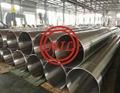 ASTM A269,ASTM A312,EN 10357,EN 10217-7 HYGIENIC,SANITARY BA/POLISHED TUBE
