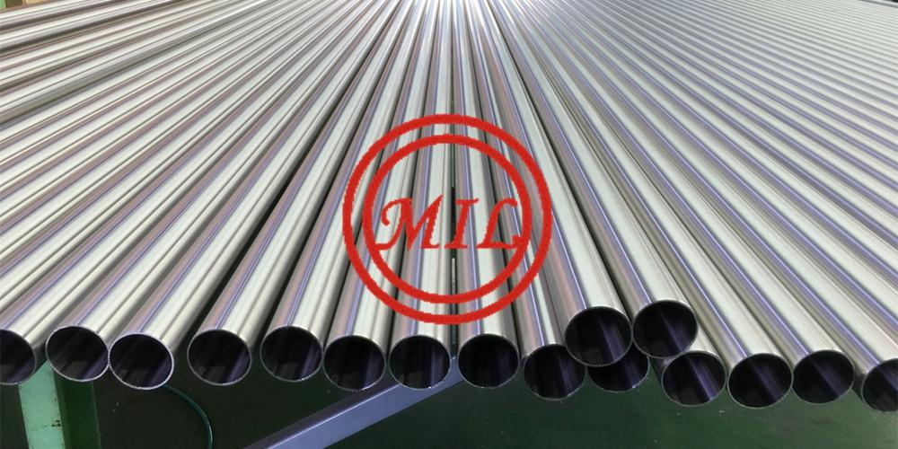 ASTM A268,EN 10217-7 小口徑不鏽鋼焊接鋼管 5