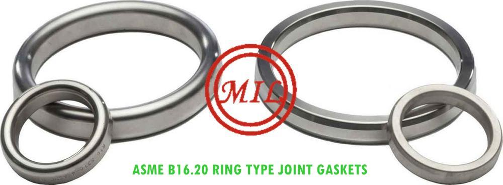 Ring Joint Gaskets, R, Rx, API Bx, Rtj Gaskets