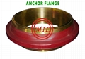 ASTM A694 ANCHOR FLANGE