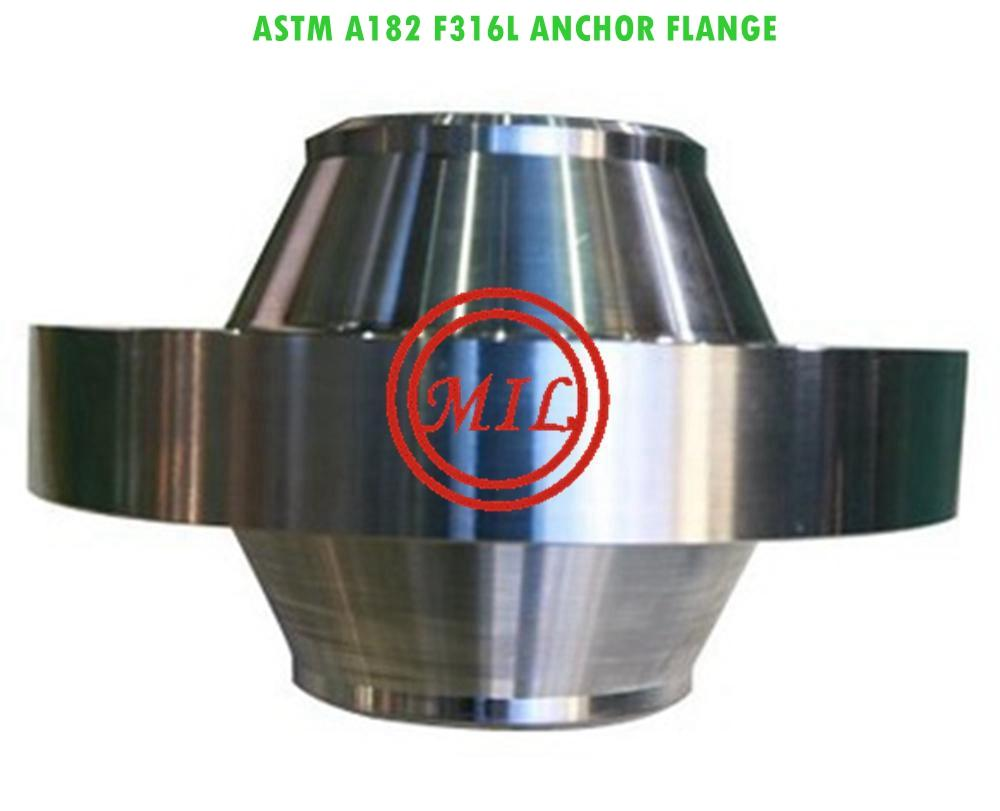 ANSI B16.5 ASTM A182 F36 ANCHOR FLANGE