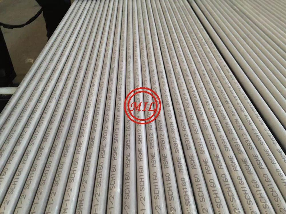 小口径不锈钢无缝管-ASTM A213,ASTM A269,ASTM A312,ASTM A789,ASTM A790 3