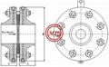b16.36-orifice-flanges-dimension