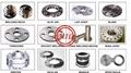 ASME B16.5,DIN 2527,EN 1092-1,ISO 15590-3,JIS B2220 (NPS1/2-NPS24) FLANGE