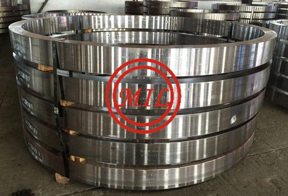ASME B16.47 RING JOINT FLANGES