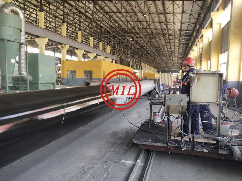 鋼管樁,樁管-ASTM A252,AS 1163,AS 1579,EN 10219-1,JIS 5525 4