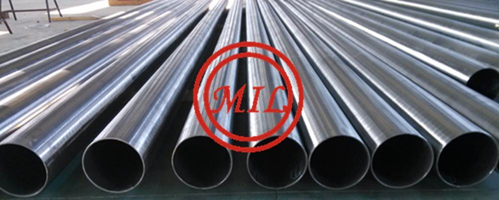 ASTM A862 WELDED TITANIUM TUBE