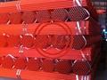 EN 39,EN 1139 RED VARNISHED SCAFFOLDING TUBE