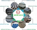 ASTM A213 ALLOY SEAMLESS STEEL TUBE