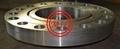 STEEL BACKING FLANGES, AS 2129 TABLE D backing Flange,EN1092-1 steel plate backing flanges