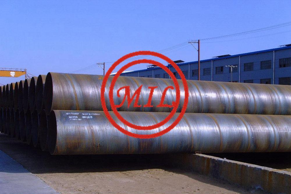 ASTM A252 GR.2/EN 10219-1 S355/AS 1163 C350 STRUCTURAL STEEL PIPE