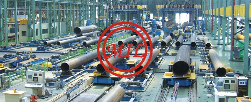 ASTM A671,ASTM A672,ASTM A691 電熔焊鋼管 9