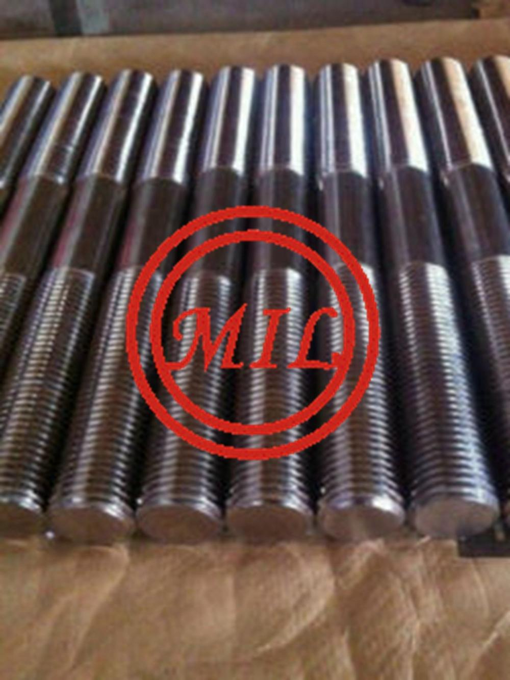 ASTM F468/F468M UNS N06625 Inconel 625 Bolts, Stud Bolts