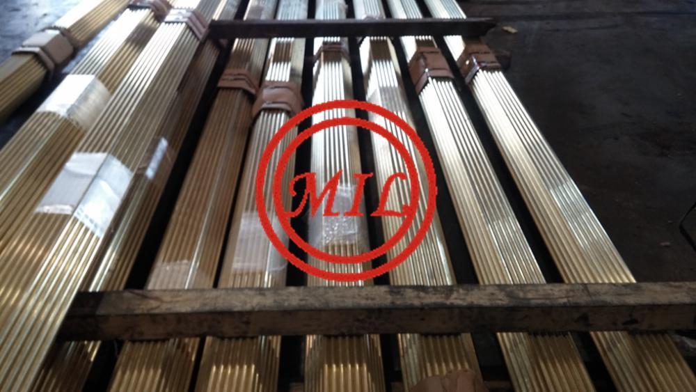 熱交換器與冷凝銅管-ASTM B111,AS 1572,EN 12451 11