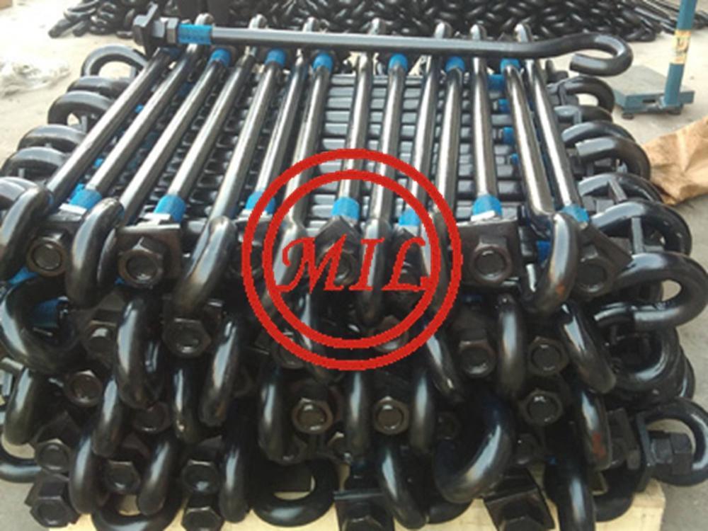 锚栓,地脚螺栓;锚杆 11