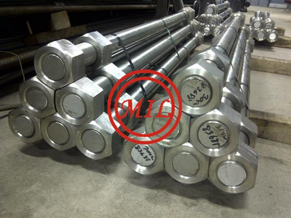 ASTM F1554 GRADE 55 ANCHOR BOLTS, NUTS AND WASHERS