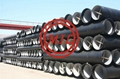 ISO2531-EN545-Push-on-joint-T-type-DI-Pipes