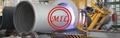 ISO 8179-1 Arc Spray Zinc