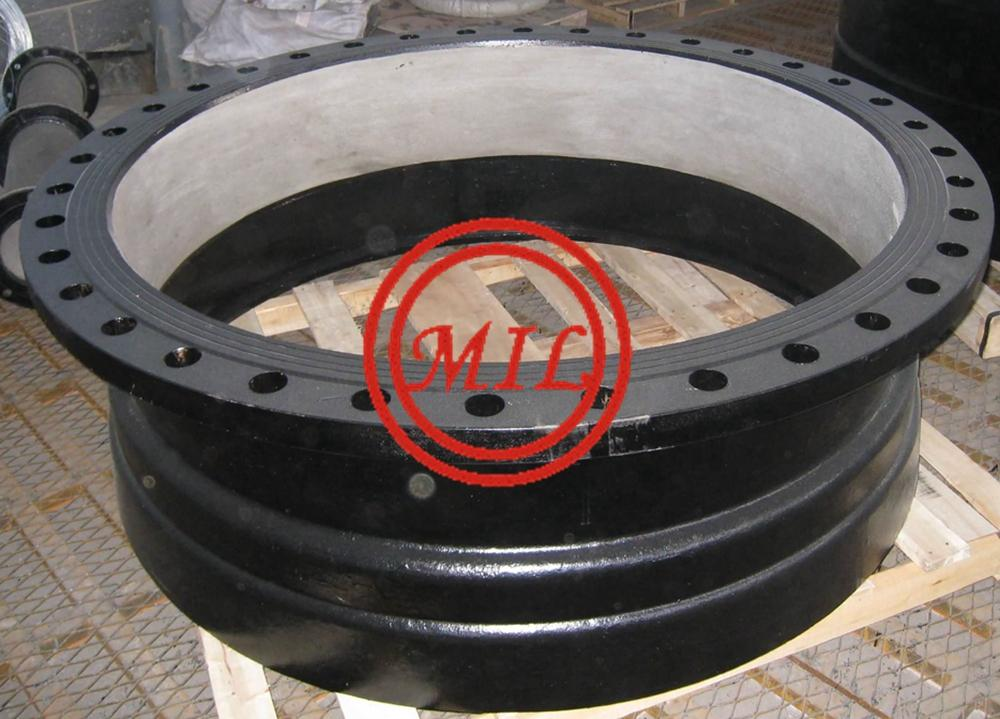 EN 598 DUCTILE IRON REDUCERS