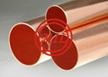 ASTM B88 Seamless Copper Water & Gas Tube,Hard Drawn Temper