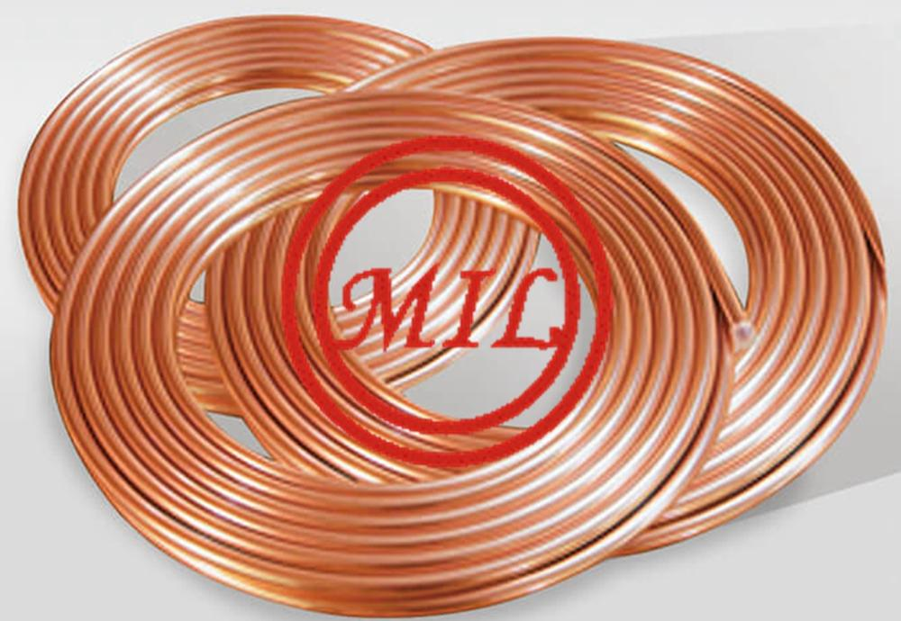 蚊香盤管-ASTM B68,ASTM B280,EN 1057,EN 12735,AS 1571