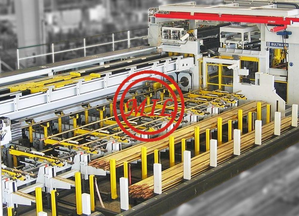 熱交換器與冷凝銅管-ASTM B111,AS 1572,EN 12451 7