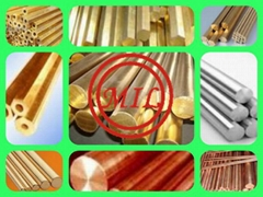 ASTM A151,EN 12163, EN 12164,EN 12165, EN 12167,EN 13601 COPPER RODS/BARS