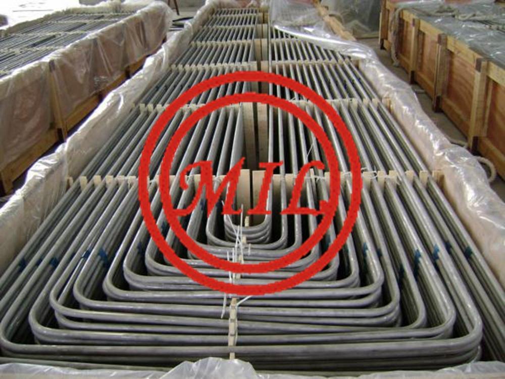不鏽鋼U型管 6