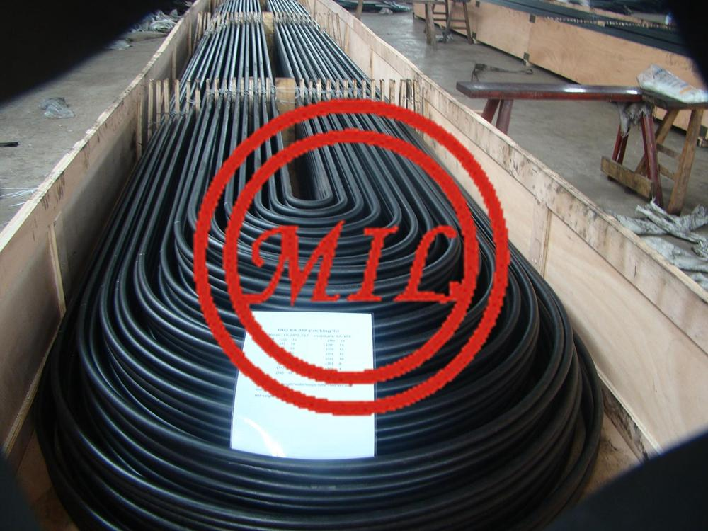 ASME SA688,ASME SA556 U型热交换器管 2