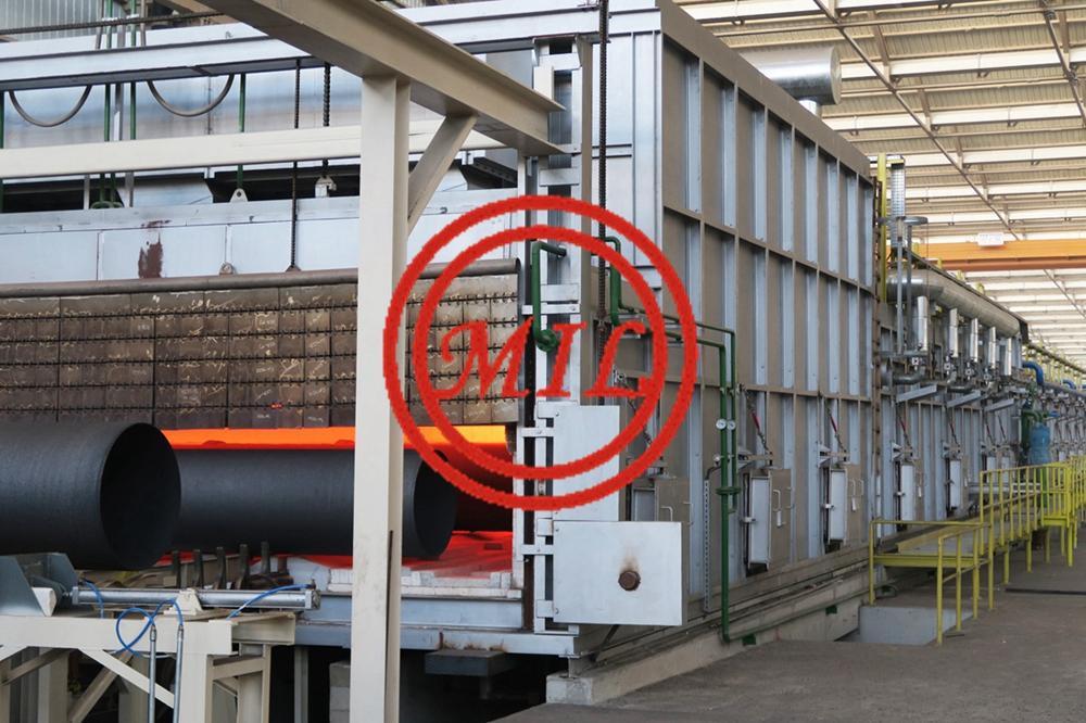 球墨鑄鐵管-ISO 2351 14