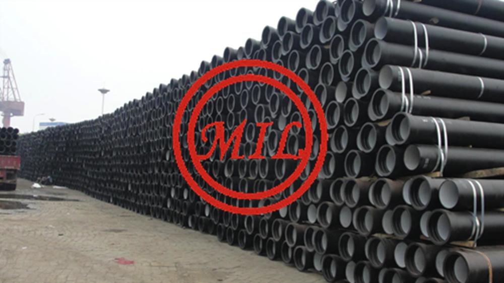 EN 545-EN 598-ISO 2531-K9-K12-Di-Ductile-Cast-Iron-Pipe