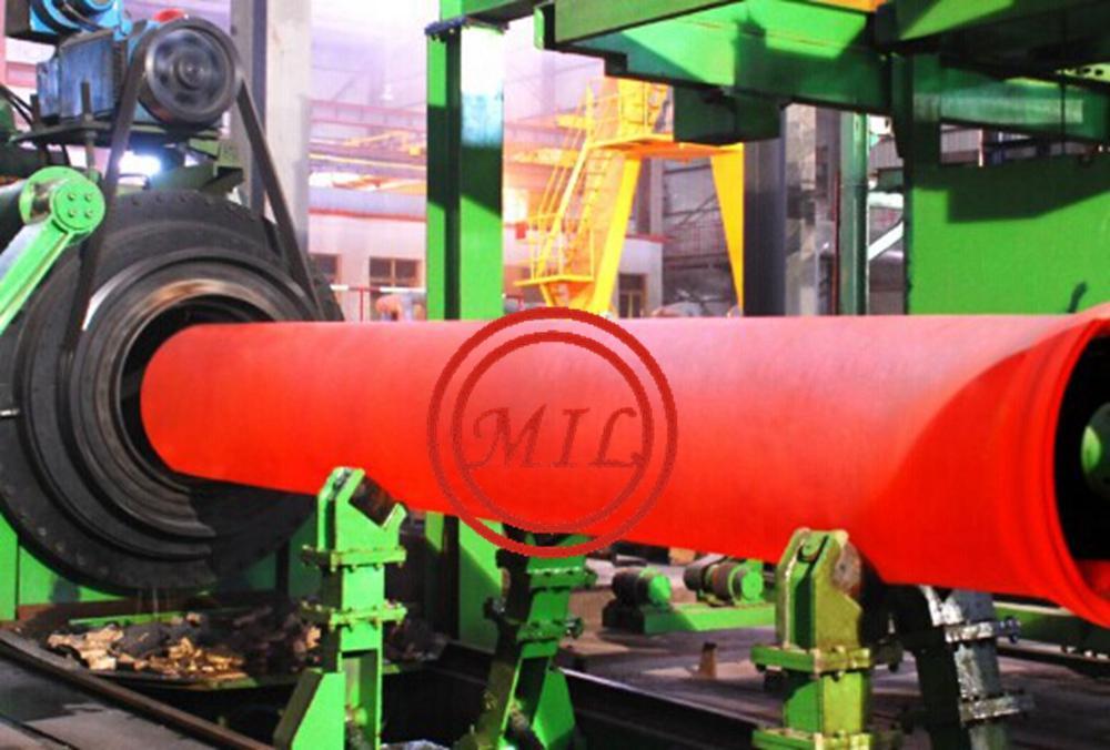 球墨鑄鐵管-ISO 2351 12