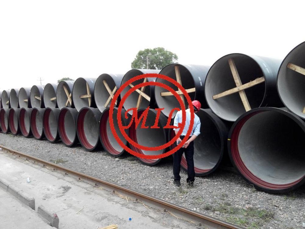 球墨鑄鐵管-ISO 2351 3