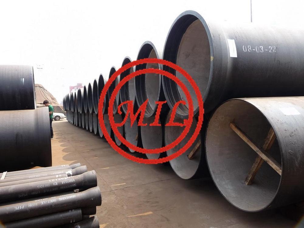 球墨鑄鐵管-ISO 2351 5