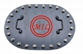 BS EN124 B125,C250 Manhole Cover,Drainage Cover