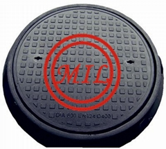 BS EN124 B125,C250 Manhole Cover,Drainage Cover