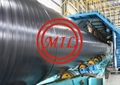 DIN 30670 3PE anti corrosion coated steel pipe