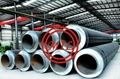 Pipe-in-pipe insulation