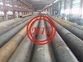 API 2B Certified LSAW welded carbon steel pipes used in pile structures
