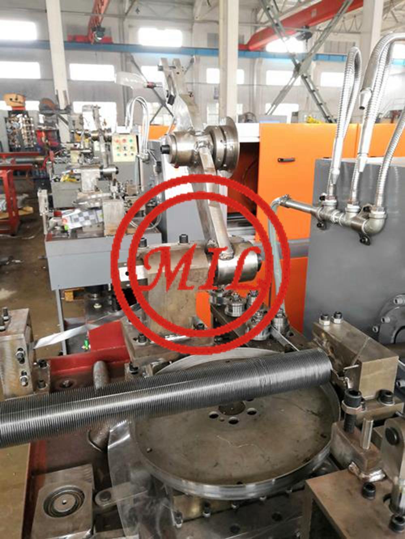 螺旋高頻焊翅片管-HG/T3181,JB/T6512,NB/T 47030 12