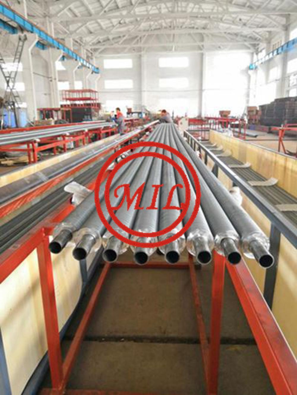 Hastelloy C276-Al1060 Aluminum Fin Tube