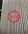 ASTM A312 TP304/304L SEAMLESS STAINLESS STEEL TUBE