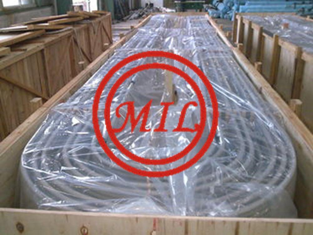 不鏽鋼U型管 7
