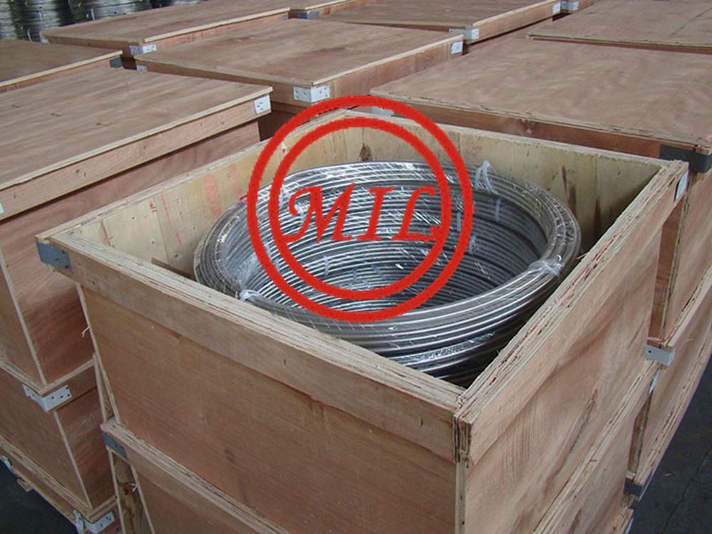 不鏽鋼盤管 4