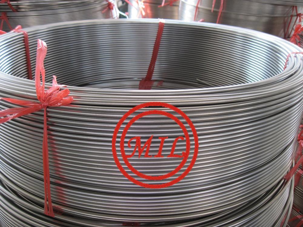 不鏽鋼盤管 1