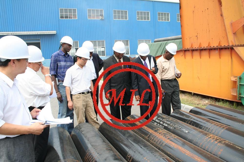 高頻直縫焊管-API 5L,AS1163,AS 2885-1 1